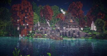 Boisvert Inn - KOE Minecraft Map & Project
