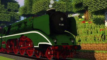 Hauptstrecke Deutschland Immersive Railroading Minecraft Map & Project