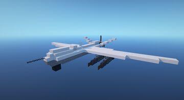MQ-9 Reaper Minecraft Map & Project