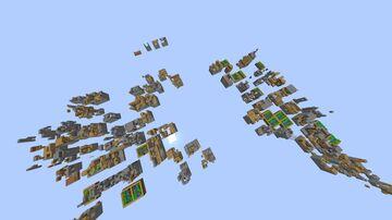 mundo muito louco Minecraft Map & Project