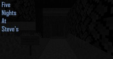Five Nights at Steve's [1.15.2] Minecraft Map & Project
