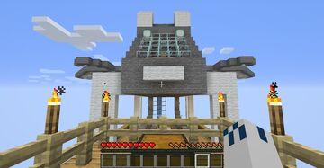 Sky Terrace Skyblock Minecraft Map & Project