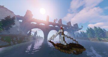 Koth - The bridge Minecraft Map & Project
