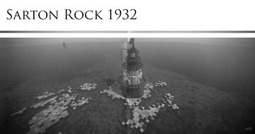 Sarton Rock 1932 [Conquest Reforged] Minecraft Map & Project
