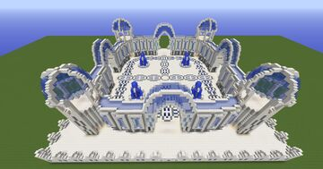 Spawn! Minecraft Map & Project
