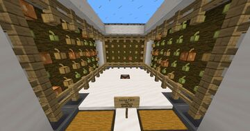 Cocoa Beans Farm Minecraft Map & Project