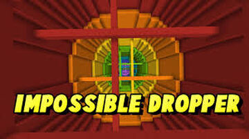 Insane Droppers Minecraft Map & Project