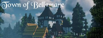 [FRP] The Human Town Of Bellemare [DOWNLOAD] Minecraft Map & Project
