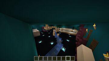 CASA DE ESCONDITES Minecraft Map & Project