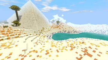 FFA ~ 200x200 ~ Desert Minecraft Map & Project