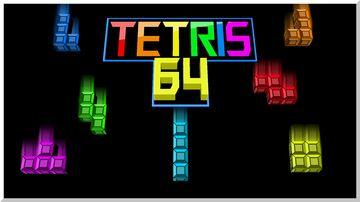 Tetris 64 Minecraft Map & Project