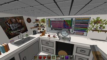 Macrosoft Labs Inc. Minecraft Map & Project