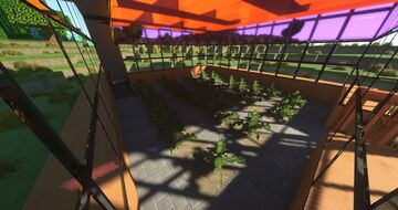 Cannabis plantation Minecraft Map & Project