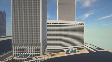 Original World Trade Center Minecraft Map & Project
