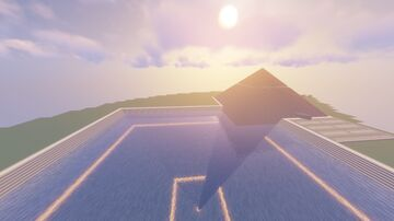 Evangelion- Nerv HQ Minecraft Map & Project
