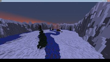 Snow PVP Map [1.8 - 1.16.3],[Over 800,000 blocks] Minecraft Map & Project