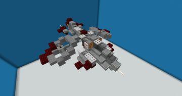 StarCraft II Banshee Minecraft Map & Project