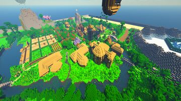 Ravenwood Minecraft Map & Project