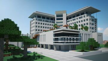 Technion - institute of technology Minecraft Map & Project