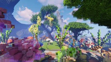 Faction Spawn Project-For Sale - Freyja Builds Minecraft Map & Project