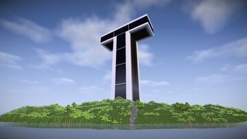 Teen Titans - Titans Tower (2003-2006) Minecraft Map & Project