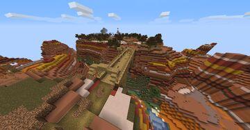 Random oil pump (update 1.02) Minecraft Map & Project