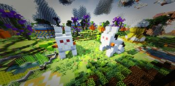 Starter easter lobby [Downloadable] Minecraft Map & Project