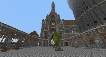 The Pals Magic School SubZeroExtabyte Hogwarts (Original Map by Mr Kaspersson) Minecraft Map & Project