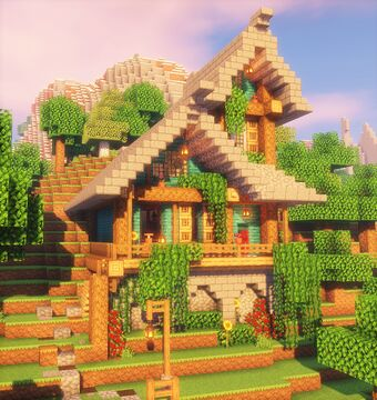 Cottage Minecraft Maps Planet Minecraft Community