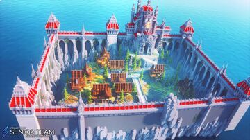 Empire Village Minecraft Map & Project