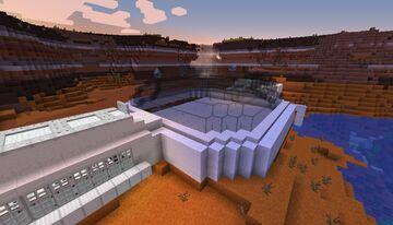 mars base Minecraft Map & Project