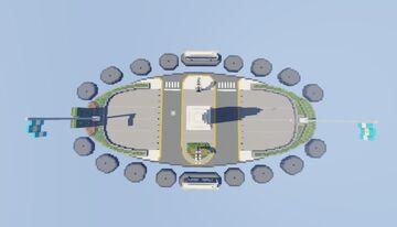 SkyWars Map [Obelisco (LongIsland) - Argentina] Minecraft Map & Project