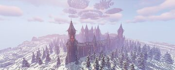 Christmas Spawn 2020 (Wilderness Survival) Minecraft Map & Project