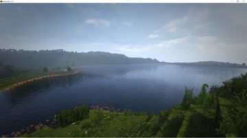 Highlands 8k by 8k Minecraft Map & Project
