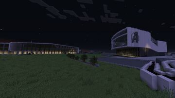 The Avengers Facility Minecraft Map & Project