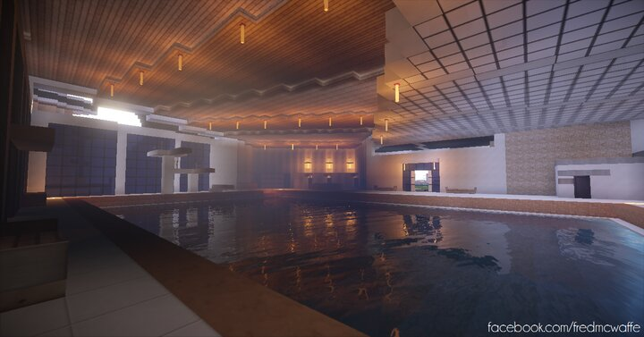 Cliffside Home Republic of Union Islands Indoor Pool