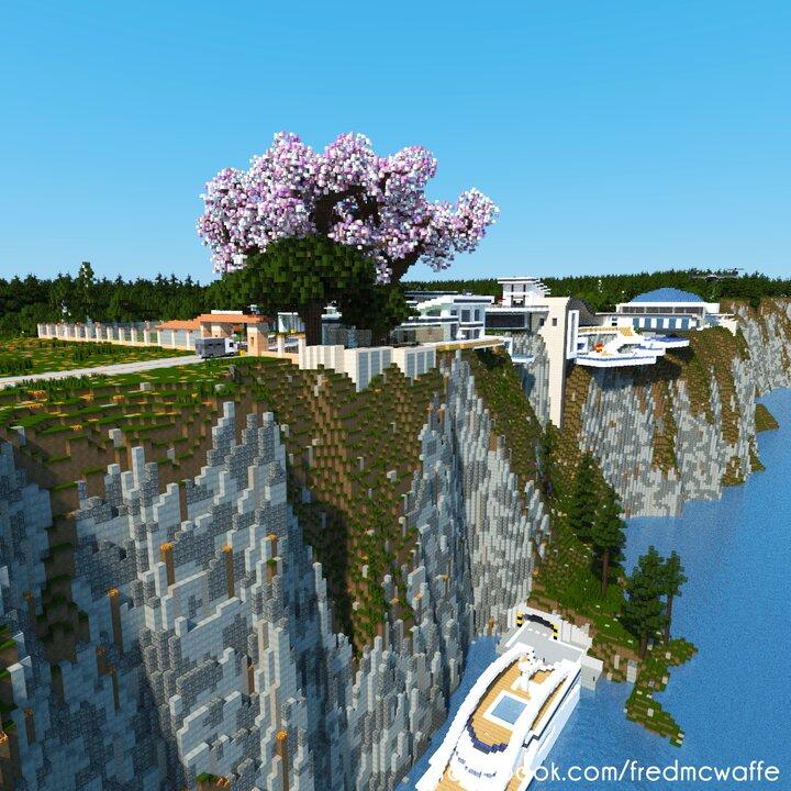 Cliffside Home Republic of Union Islands