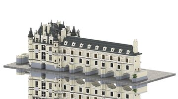 Repro - Castle of Chenonceau Minecraft Map & Project