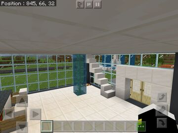 Big Big villa Minecraft Map & Project