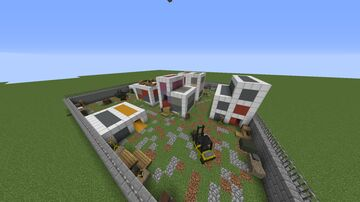 Shipment From COD (Almost) REQUIRES Vic's Modern Warfare Mod for 1.12.2 Minecraft Map & Project