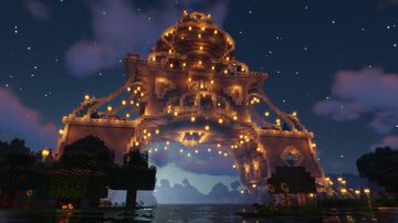 Funtazer Presents, the Summer Palace Minecraft Map & Project