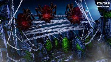 Spiders' Den Minecraft Map & Project