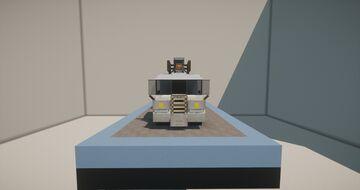Zeppelin Control Truck Minecraft Map & Project