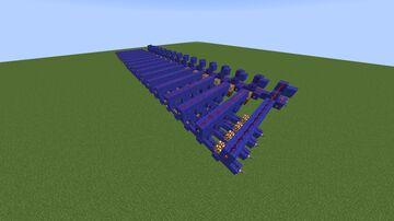 4-Bit Instant Decoder (DC-INSTA15*4-Bit) Minecraft Map & Project