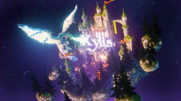 Dragon Castle Minecraft Map & Project