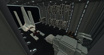 Star Wars: Death Star Adventure Map Minecraft Map & Project