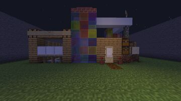 The Contraption Minecraft Map & Project