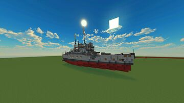 USS:Erie (PG50) Now In Shematic ! Minecraft Map & Project