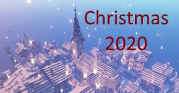 Christmas Challenge 2020 Minecraft Map & Project