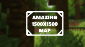 1500x1500 AMAZING TERRAIN MINECRAFT MAP! | FREE DOWNLOAD! | SNOW MOUNTAINS & MORE Minecraft Map & Project